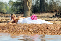 Beached Bride
