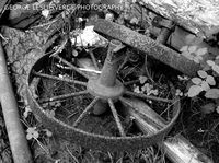 Shaded Wheel - Copyrighted 2010 - George L. Verge