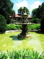 Cranbrook Gardens Fountain