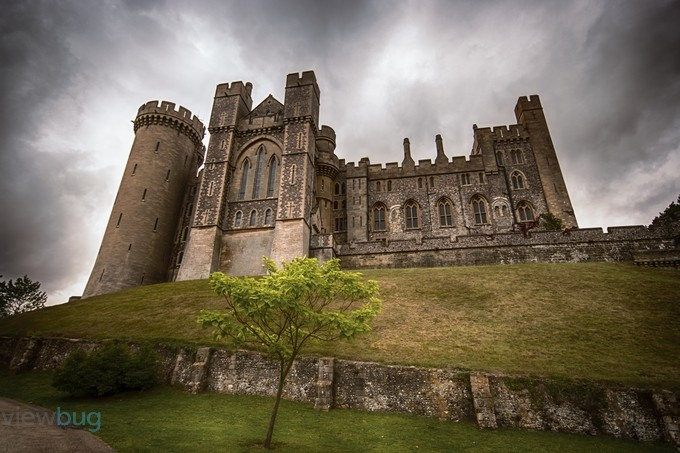 Arundel Castle by MikeW - Enchanted Castles Photo Contest