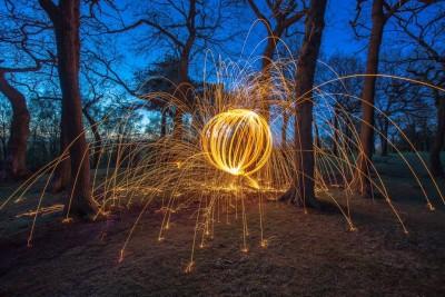 Firey Orb