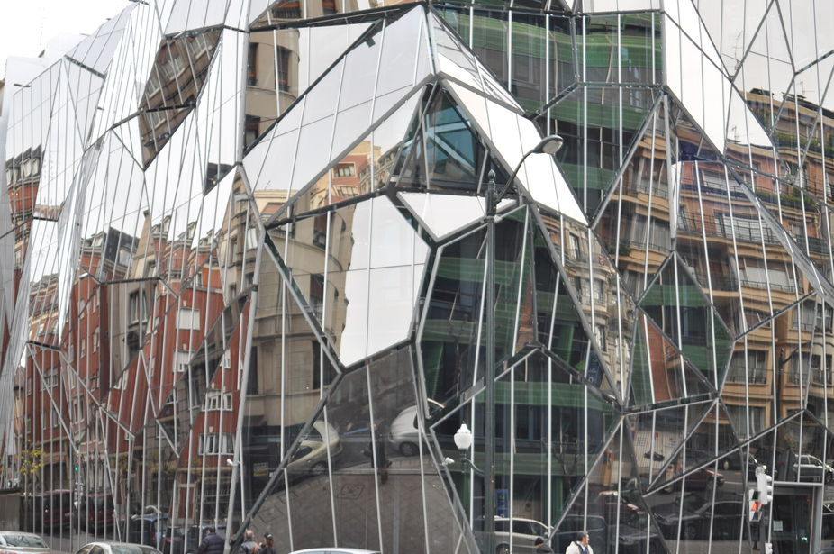 Photographed at Bilbao( Spain) with a Nikon D 90.