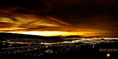 Reno City Scape