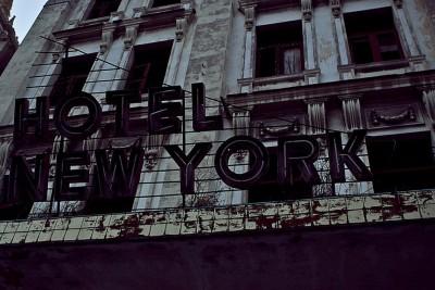 Hotel New York, Habana Cuba