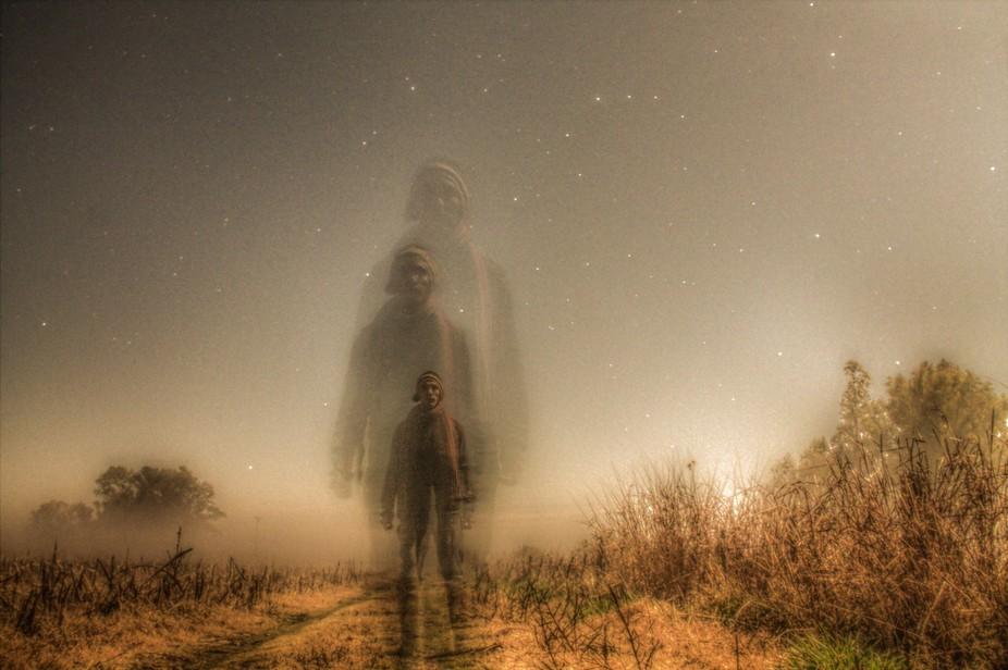fog ghost hdr