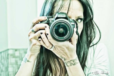 Jus Me and My Camera ....