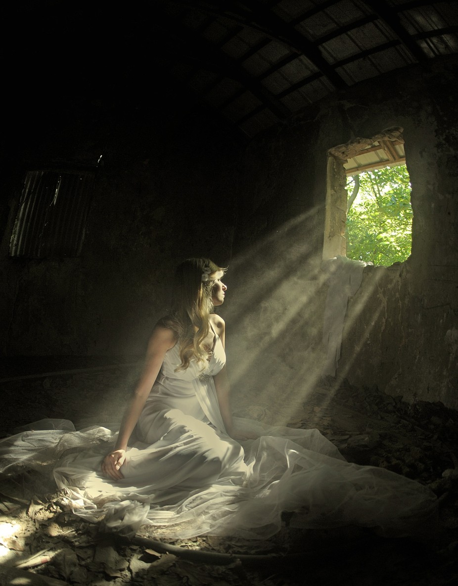 Sunlight by victorvertsner - A Fantasy World Photo Contest