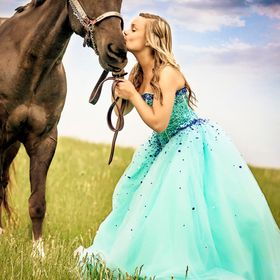 From little on she dreamed of the day she could call him hers.  Thoughts of riding into the sunset made her smile.  Capturing the love between a ...