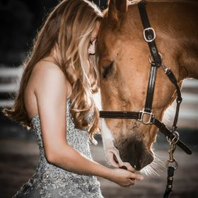 From little on she dreamed of owning a horse.  The bond they had had meaning.