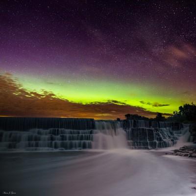 Split Rock Aurora