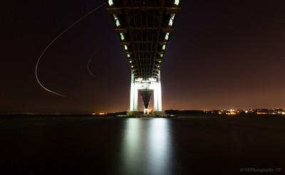 Verezzano Bridge underview