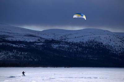 Para-Boarding in the Yukon