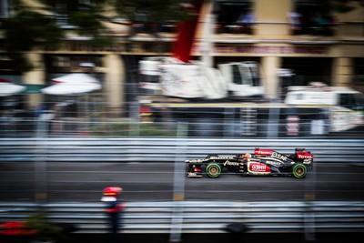 Monaco Grand Prix 2013 - Team Lotus