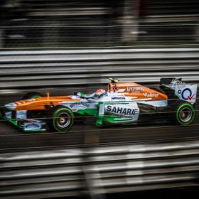 Monaco Grand Prix 2013 - Team Force India