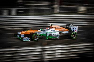 Monaco Grand Prix 2013 - Team Force India