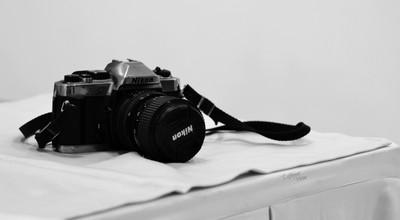 Camera - a spiritual guide.