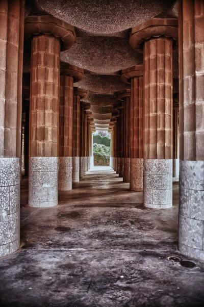 Gaudi Garden