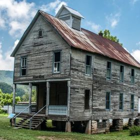 In 1899, The Vaughn-Webb House was built as a community building by the Hiwassee Union Church. The first floor was utilized by the church with th...