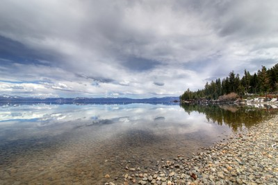 Reflection of Tahoe