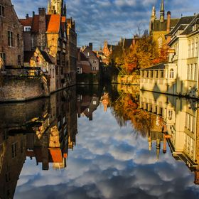 Reflections of Bruges