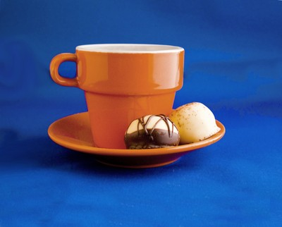 Have a Cuppa and choc