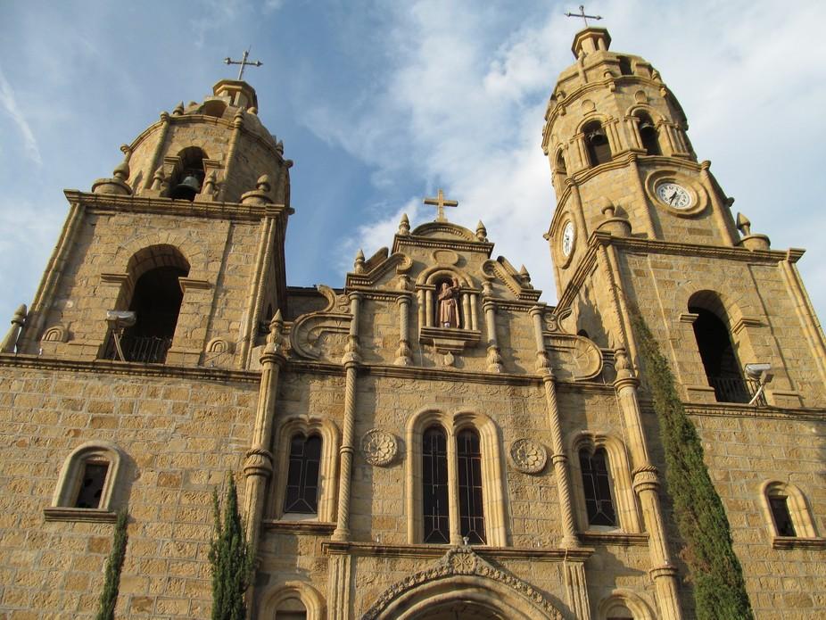 Santa rosa de lima church