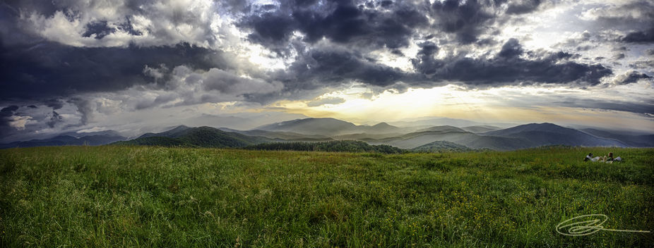 I recently discovered one of the most breathtaking views of the Appalachian Mountains. Located on...
