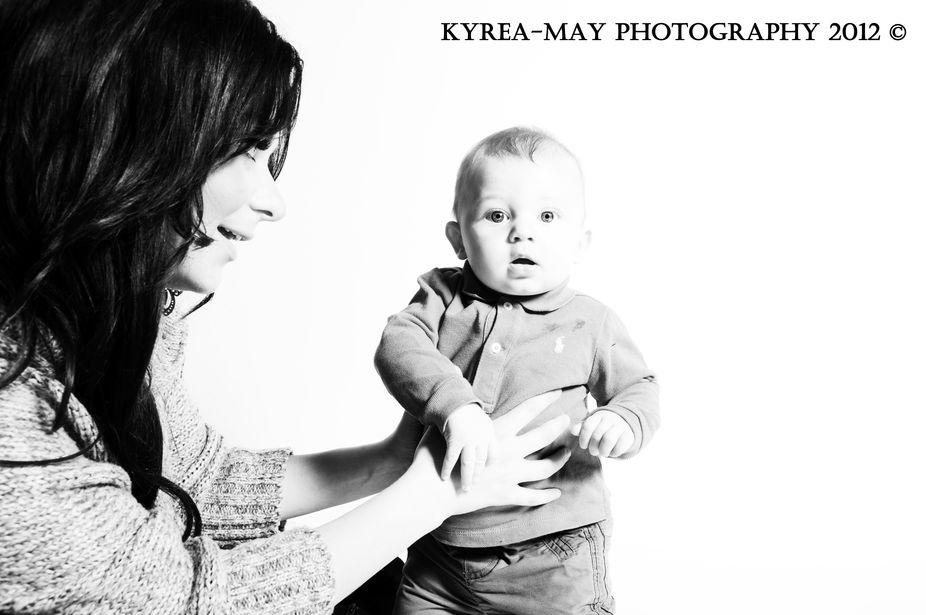 Archie - Baby Shoot - Kyrea-May Photography 2012 ©