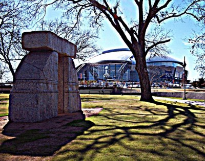 HDR - Cowboys Stadium