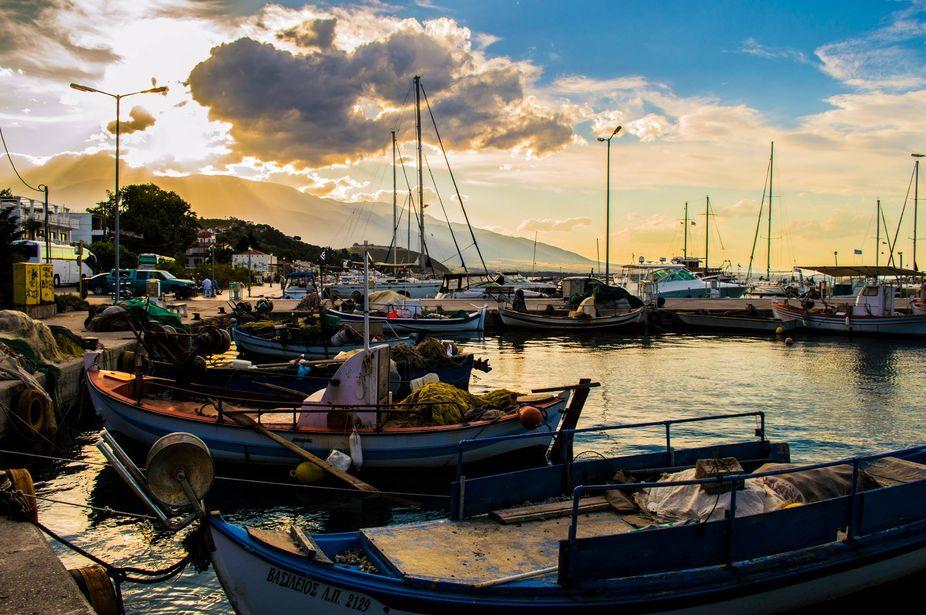 platamon port