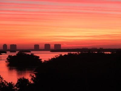 Amazing Sunrise at Cape Coral