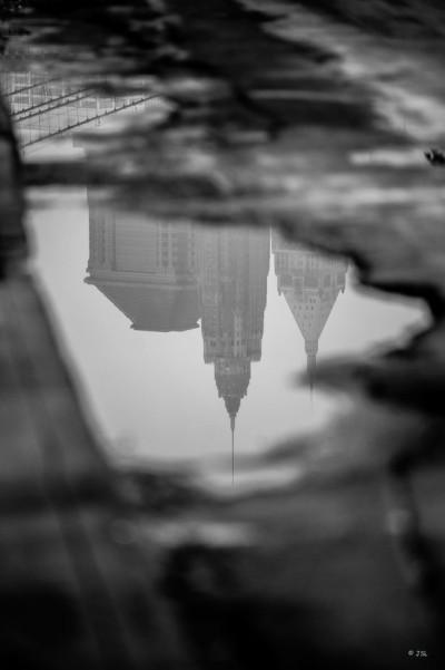 New york Reflexion
