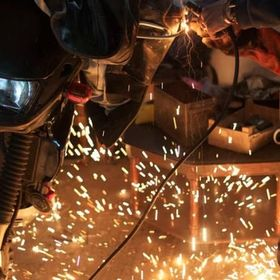 Eviction Welding