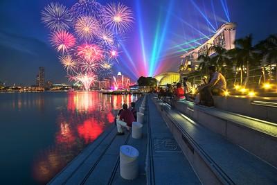 Combo - Fireworks n Laser Show