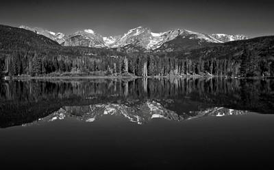 Sprague Lake Reflections