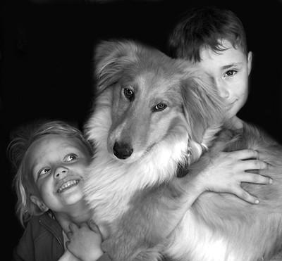 our dear puppy
