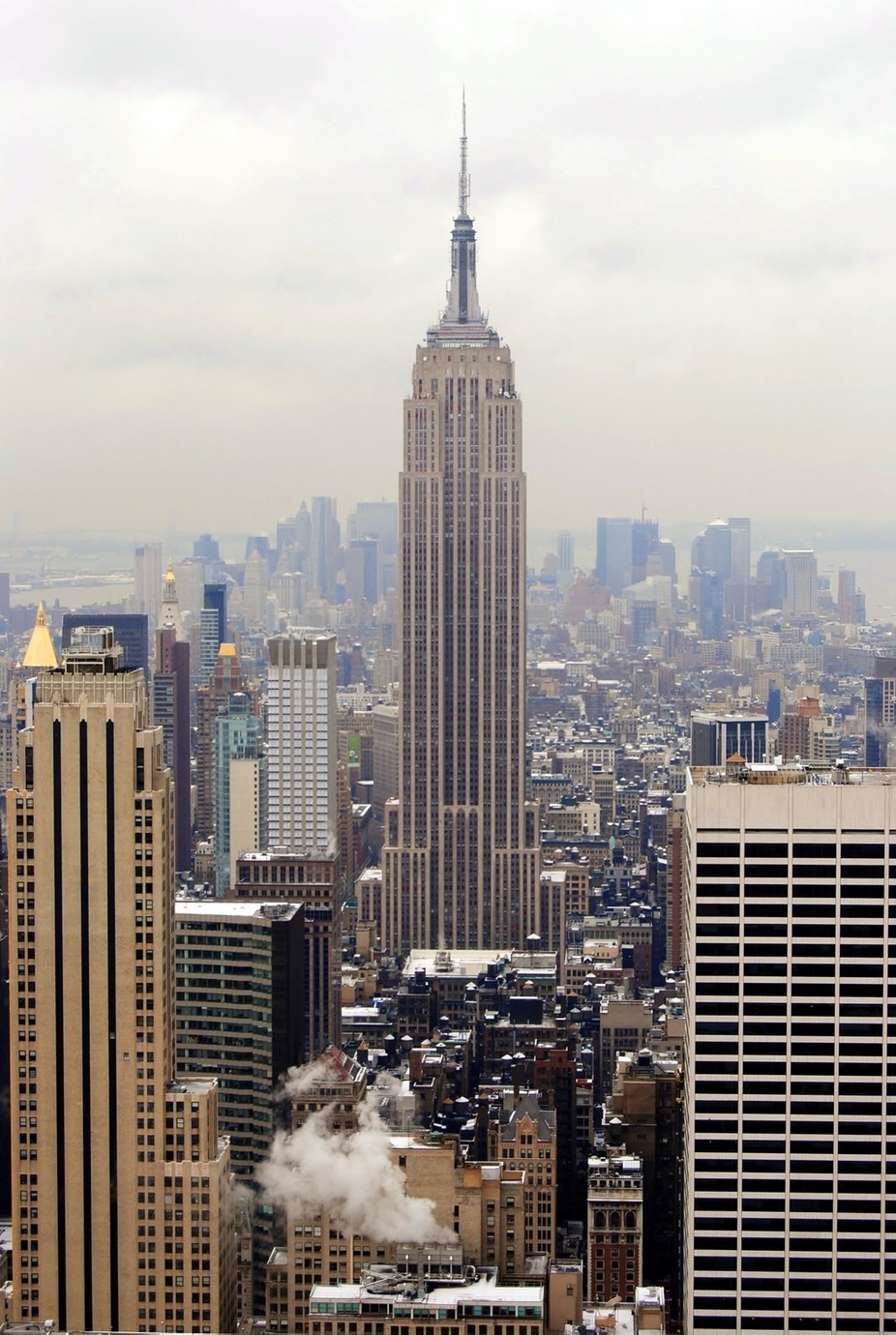 Empire State Bldg, NYC by mariiita66 - City Views Photo Contest