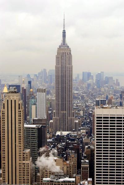 Empire State Bldg, NYC