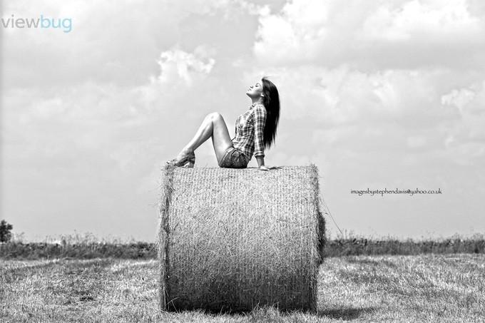 dreaming by imagesbystephendavis - Dry Fields Photo Contest