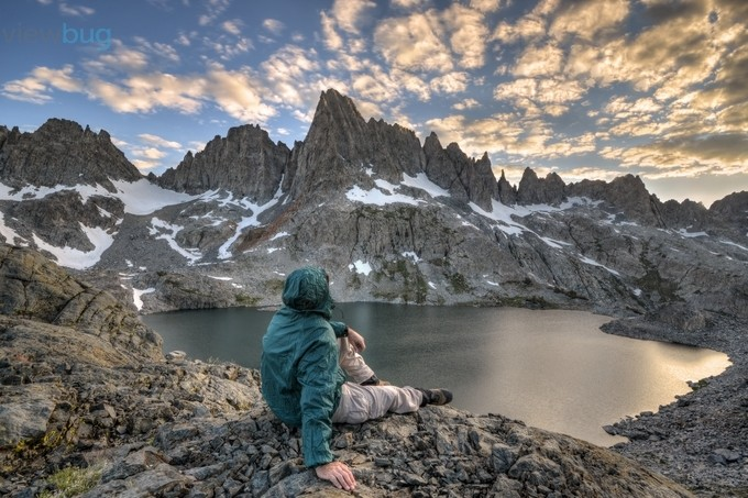 41+ Cool Shots Of People Enjoying Nature