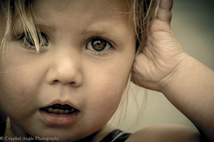 Little Girl by crippledangle - Youngsters Photo Contest