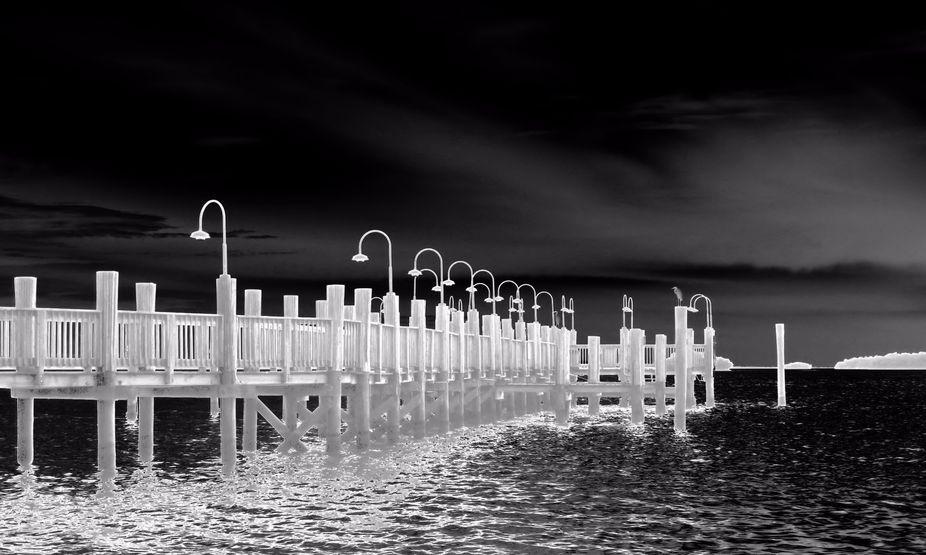 Glowing Dock