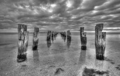 Clifton Springs Old Pier