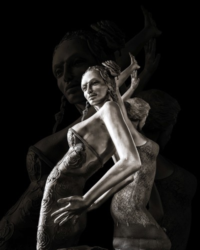 Bronze Dancer 2
