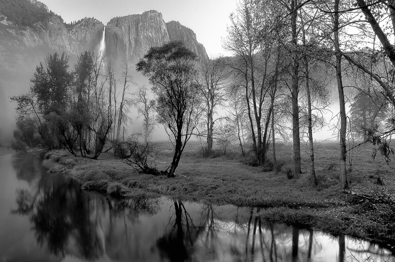 Landscapes in B&W Photo Contest Winners!