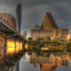 Over 1 million bats fly out from under Austin's Congress bridge each night.