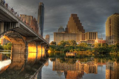 Congress Bridge Austin Texas