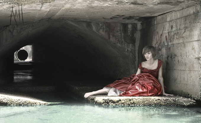 TheRunaway by AshleyAnnImages - Fantasy In Color Photo Contest
