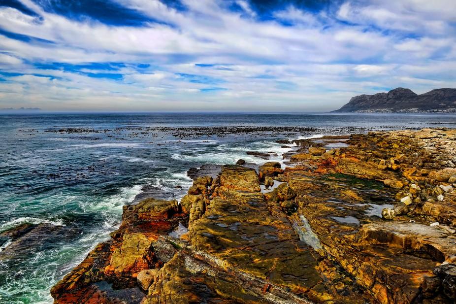 Falaise a Cape Town
