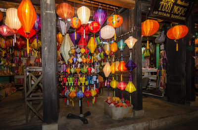 Lanterns - Brighten up your life.